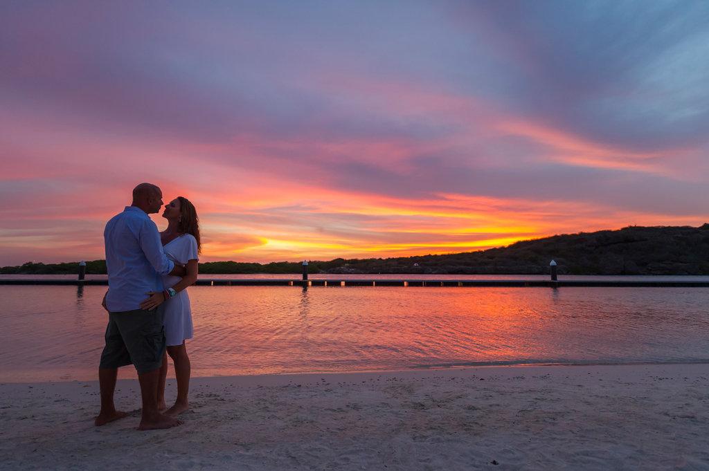 Santa Barbara Beach & Golf Rst - Romantic Sunsets on the Beach <br/>Image from Leonardo
