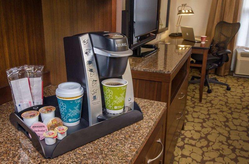 Hilton Garden Inn Laramie-Keurig Guest Room<br/>Image from Leonardo