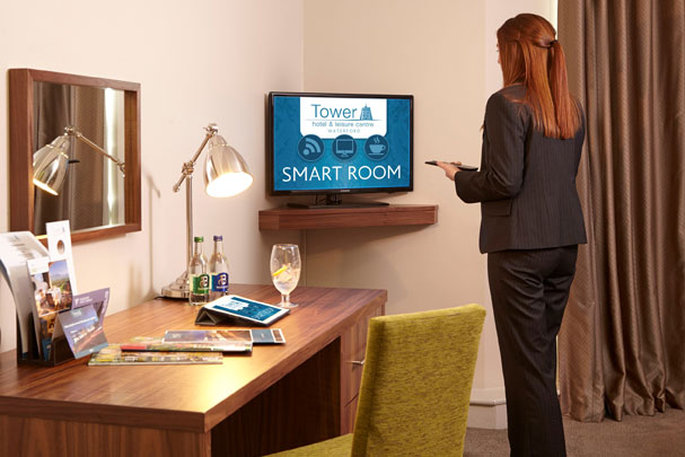 Tower Hotel And Leisure Center-Smart Room<br/>Image from Leonardo