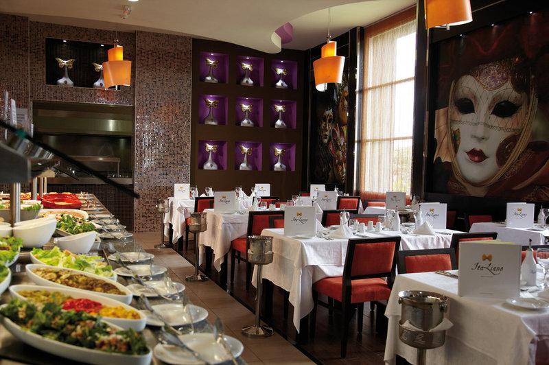 Riu Palace Peninsula - Restaurant <br/>Image from Leonardo