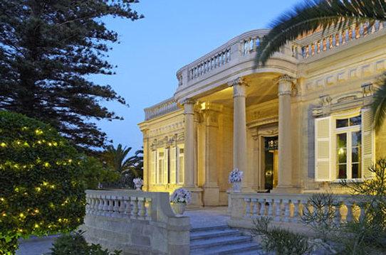 Corinthia Palace Hotel & Spa-Villa Corinthia<br/>Image from Leonardo