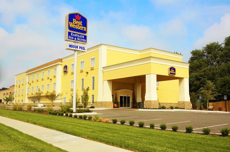 Best Western Plus Eastgate Inn & Suites-Exterior<br/>Image from Leonardo