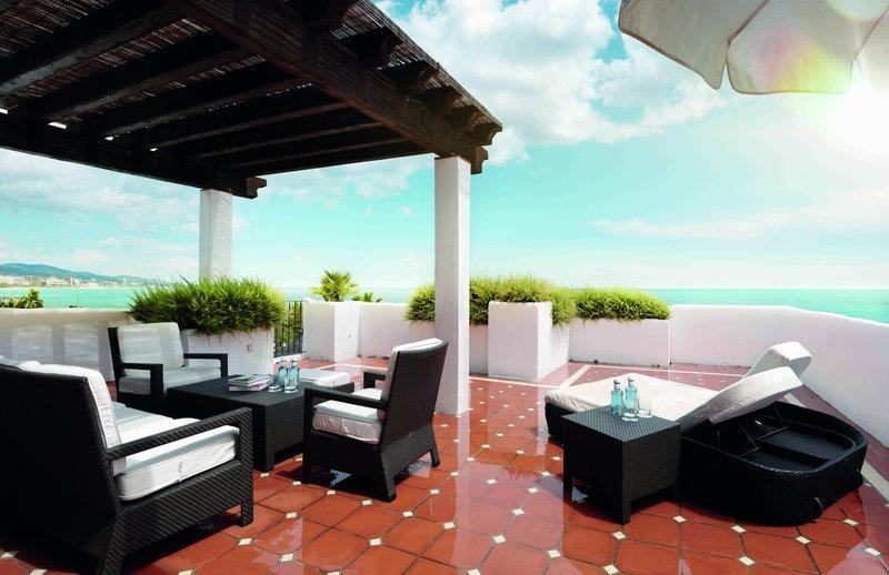Hotel Puente Romano-Royal Suite Terrace<br/>Image from Leonardo