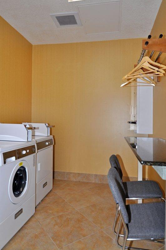 Best Western Plus Fresno Inn-Guest Laundry Room<br/>Image from Leonardo