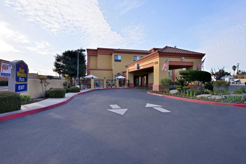 Best Western Plus Fresno Inn-Exterior<br/>Image from Leonardo