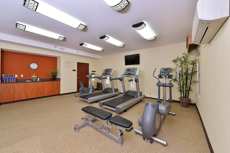 Best Western Plus Fresno Airport Hotel-Fitness Center<br/>Image from Leonardo