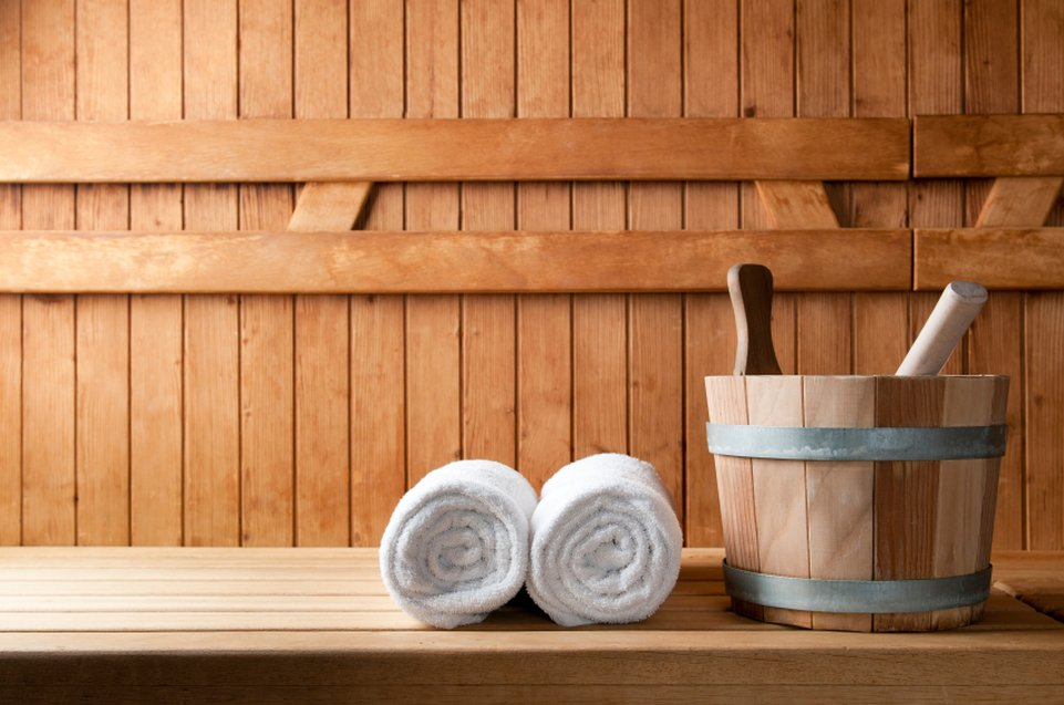 SUMMIT LODGE BOUTIQUE - Sauna <br/>Image from Leonardo