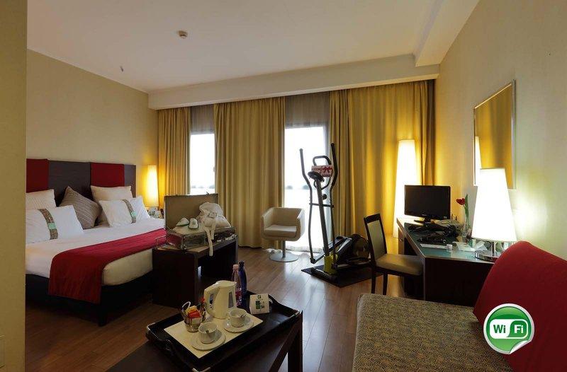 Holiday Inn Turin - Corso Francia-Executive Room<br/>Image from Leonardo