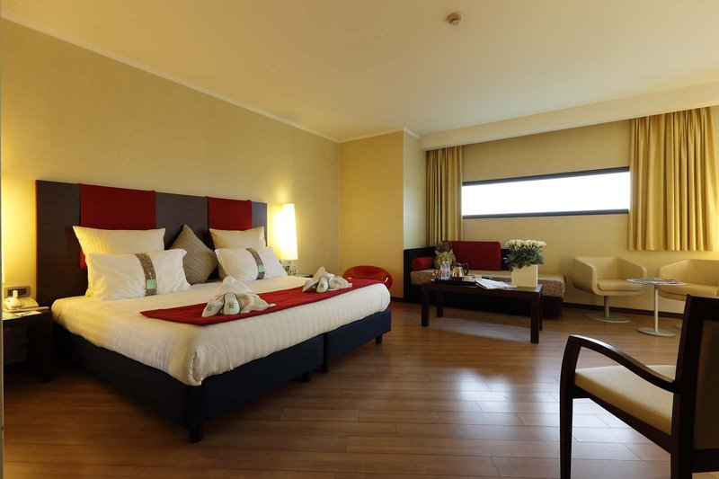 Holiday Inn Turin - Corso Francia-Junior Suite<br/>Image from Leonardo