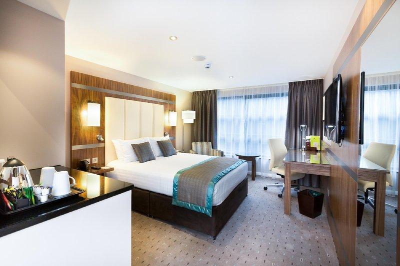 DoubleTree by Hilton Milton Keynes-King South Room<br/>Image from Leonardo