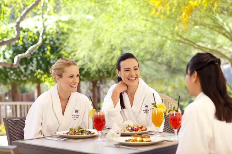 Boulders Resort & Spa, Curio Collection by Hilton-Spa Cafe 2<br/>Image from Leonardo