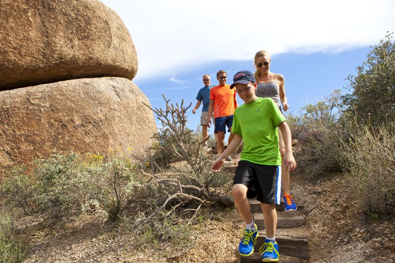 Boulders Resort & Spa, Curio Collection by Hilton-Boulders Trail 2<br/>Image from Leonardo