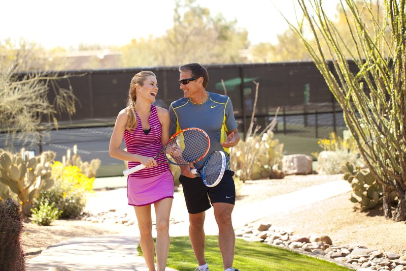 Boulders Resort & Spa, Curio Collection by Hilton-Tennis<br/>Image from Leonardo