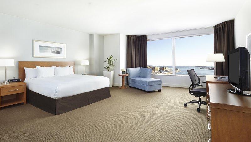 Hilton Saint John-One King Bed Royal Suite<br/>Image from Leonardo