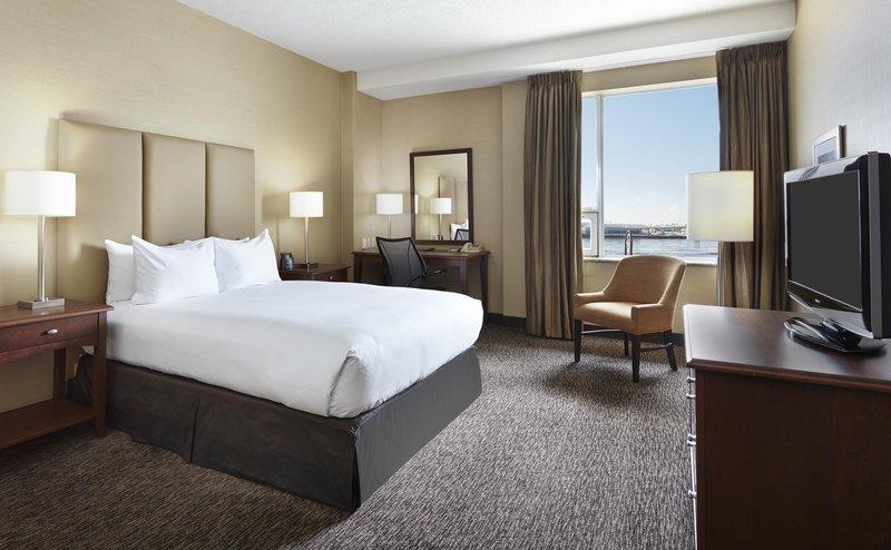 Hilton Saint John-Accessible Queen Bedroom<br/>Image from Leonardo