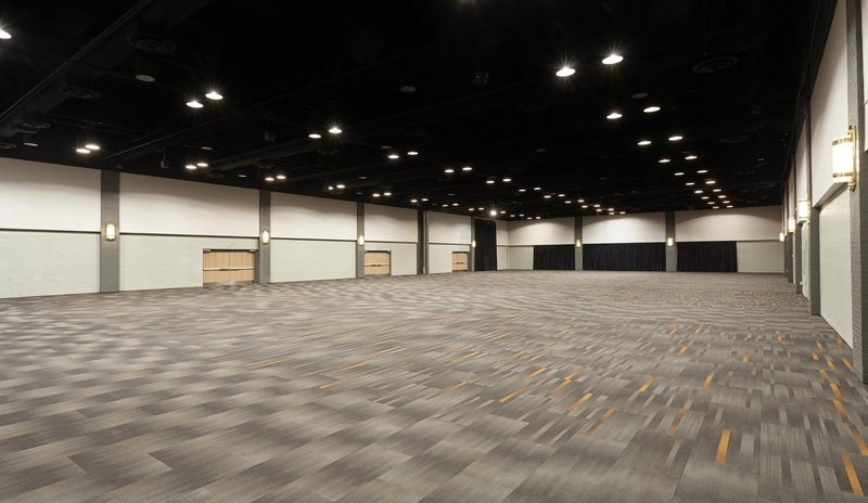 Hilton Saint John Trade &amp; Convention Centre-Trade Centre Great Hall<br/>Image from Leonardo