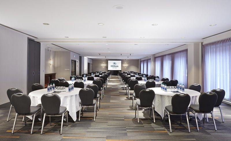 Hilton Saint John-Trade Centre Montague Meeting room<br/>Image from Leonardo