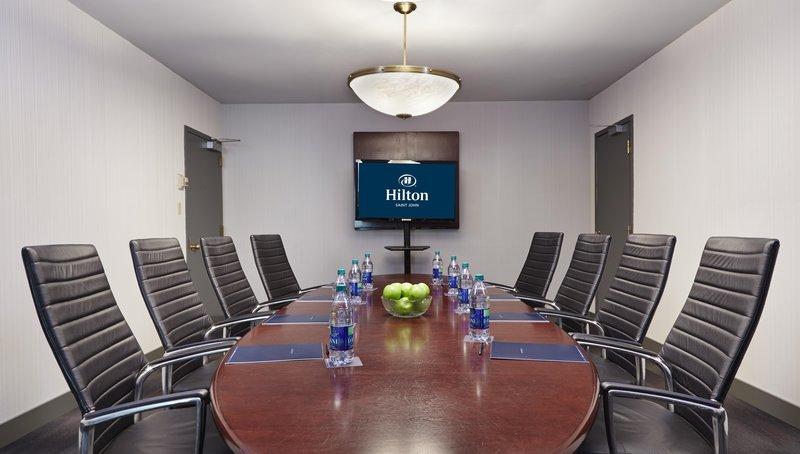 Hilton Saint John-Trade Centre Boardroom<br/>Image from Leonardo