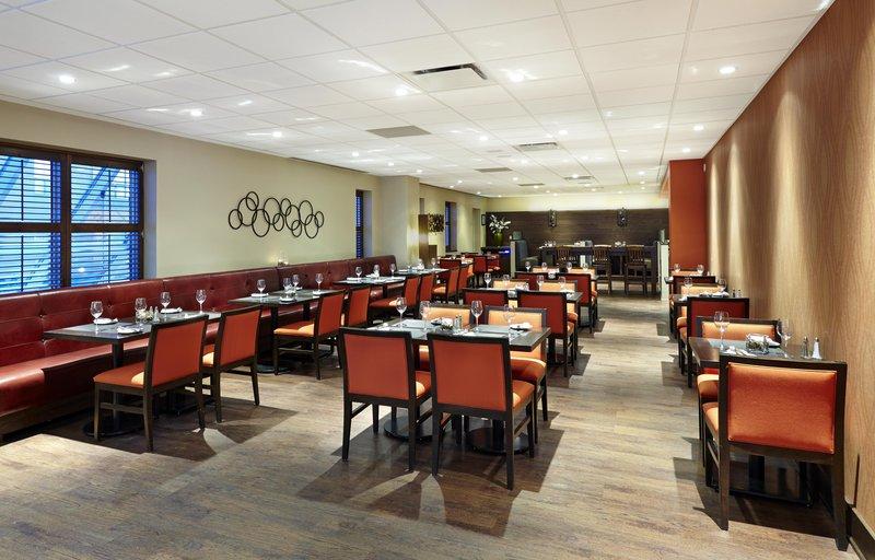 Hilton Saint John Trade &amp; Convention Centre-York Bistro<br/>Image from Leonardo