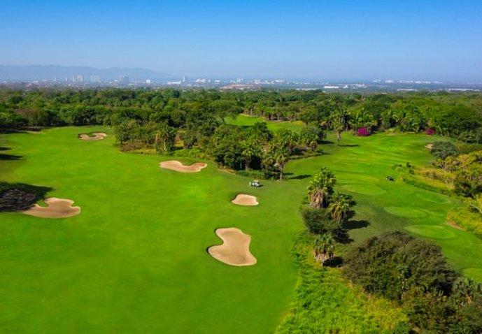 Marriott Puerto Vallarta Resort & Spa - Vista Vallarta Golf Course <br/>Image from Leonardo