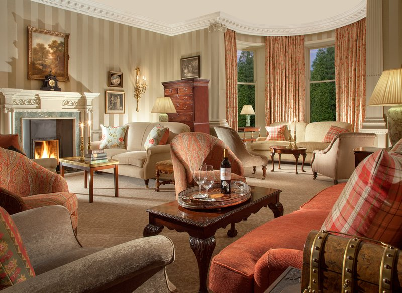 Cromlix House Hotel-Drawing Room<br/>Image from Leonardo