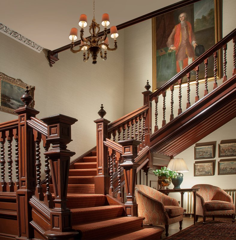 Cromlix House Hotel-Reception<br/>Image from Leonardo