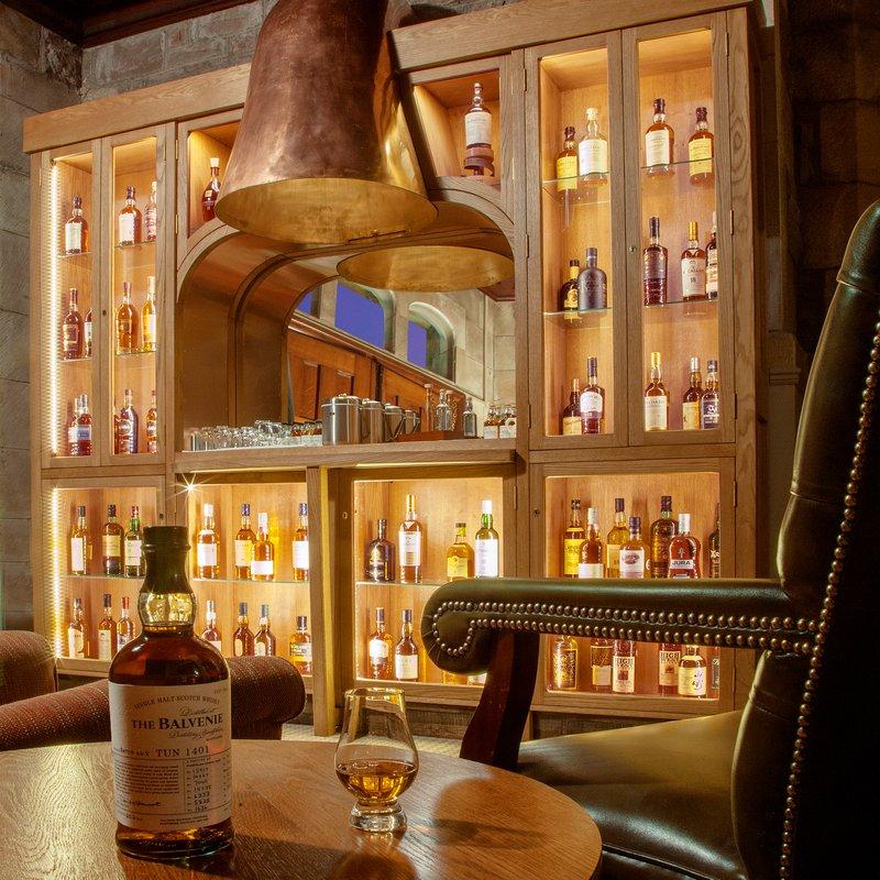 Cromlix House Hotel-Whisky Room<br/>Image from Leonardo