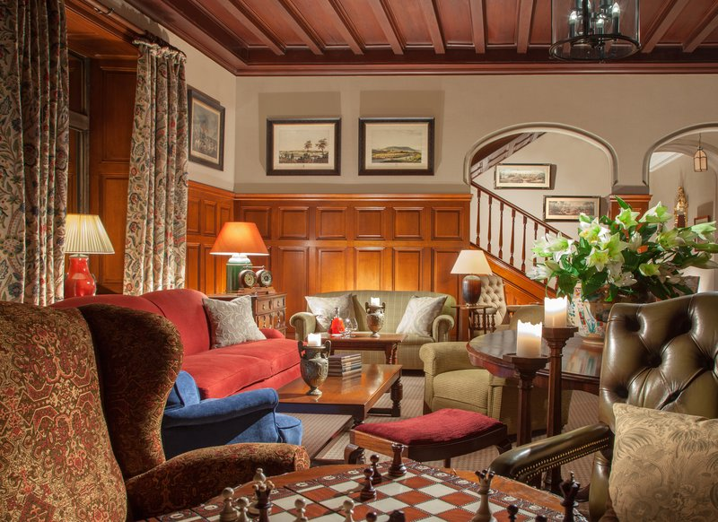 Cromlix House Hotel-Lounge<br/>Image from Leonardo