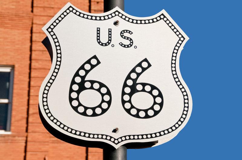 Best Western Plus Tulsa Inn  Suites-Route Sign<br/>Image from Leonardo
