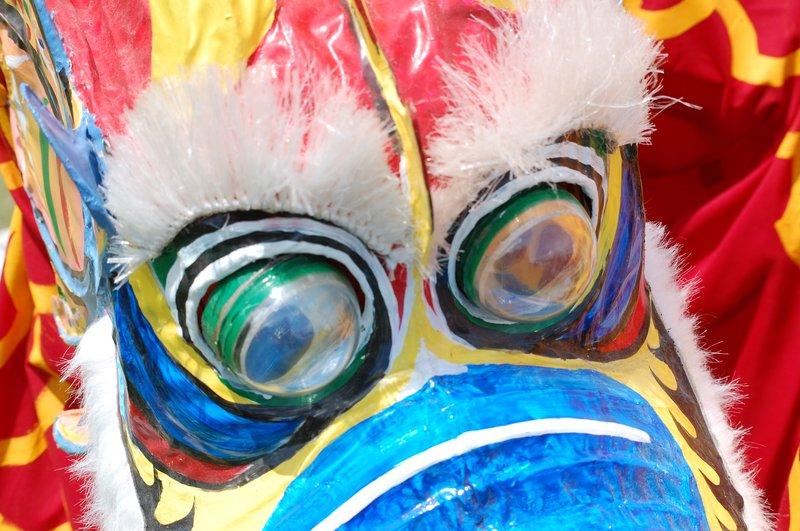 Best Western Plus Tulsa Inn  Suites-Tulsa Asian Festival Mask<br/>Image from Leonardo