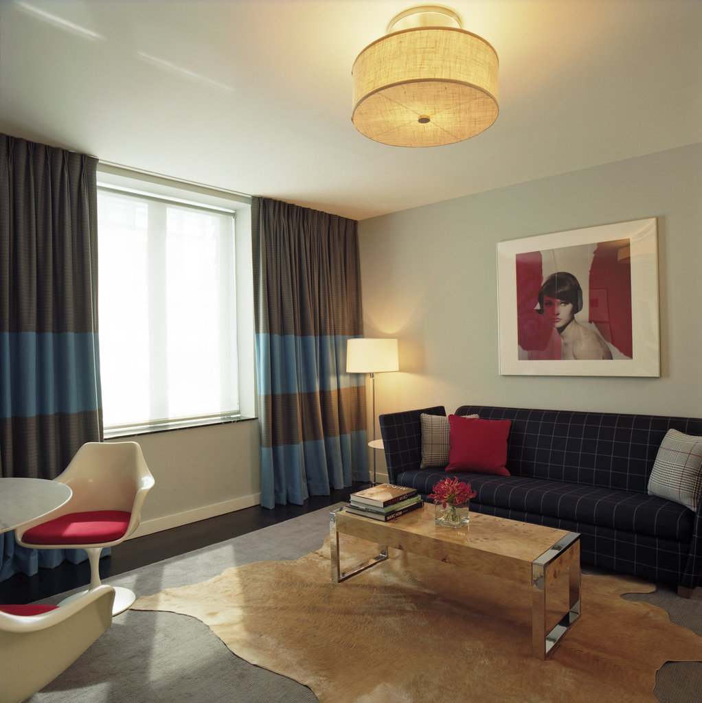 6 Columbus-a SIXTY Hotel-King Suite<br/>Image from Leonardo
