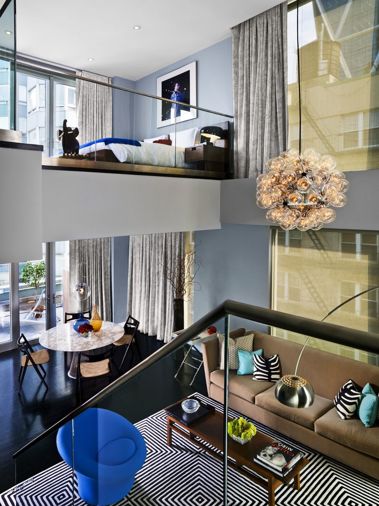 6 Columbus-a SIXTY Hotel-Sixty Loft / Penthouse<br/>Image from Leonardo