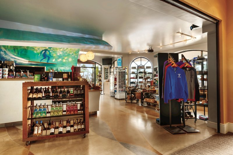 The Waterfront Beach Resort, A Hilton Hotel-Surf Hero Market<br/>Image from Leonardo