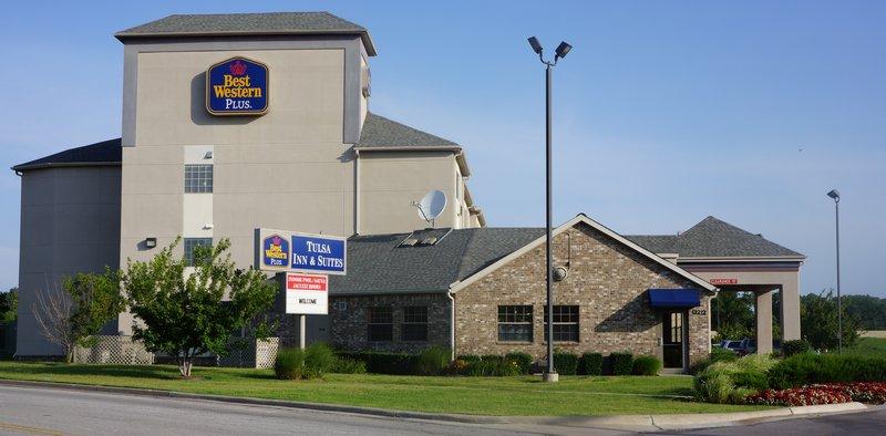 Best Western Plus Tulsa Inn  Suites-Hotel Exterior<br/>Image from Leonardo