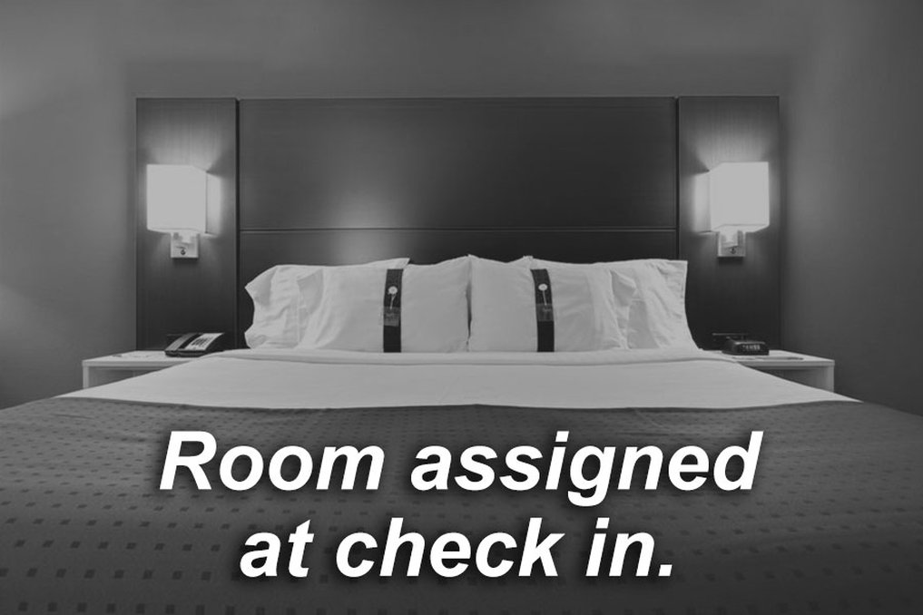 Holiday Inn Hotel & Suites Lima-Room assigned at check in.<br/>Image from Leonardo