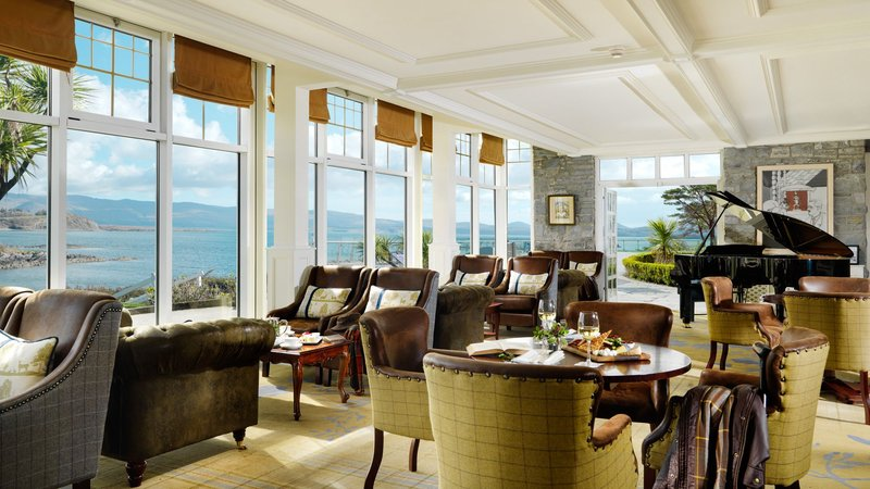 Parknasilla Resort & Spa-Sea View Double Room<br/>Image from Leonardo