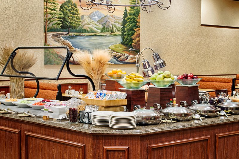 DoubleTree by Hilton Hotel Seattle Airport-Coffee Garden Buffet Close-Up<br/>Image from Leonardo