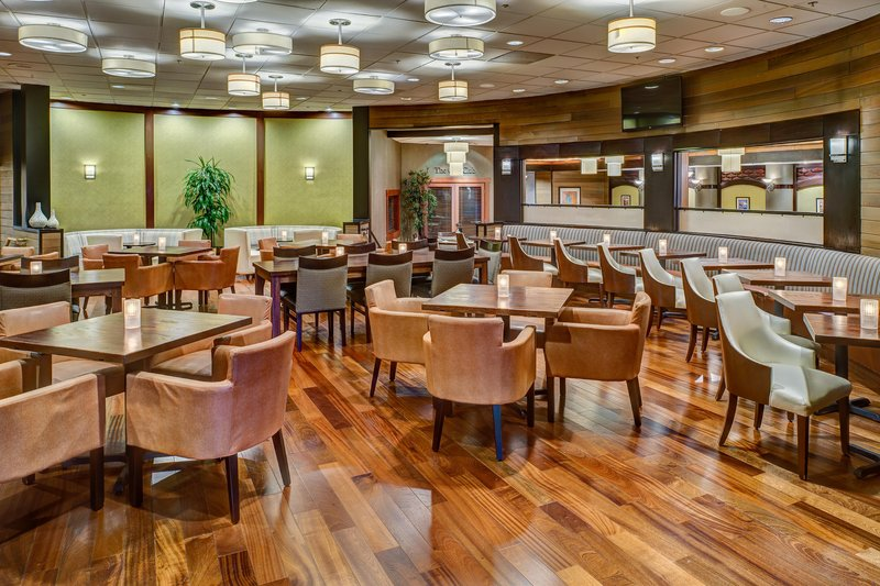 DoubleTree by Hilton Hotel Seattle Airport-Seaports Restaurant<br/>Image from Leonardo