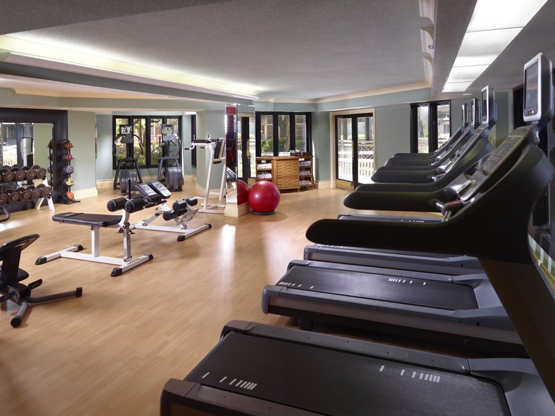 Omni Hilton Head Oceanfront Resort-Fitness Center<br/>Image from Leonardo