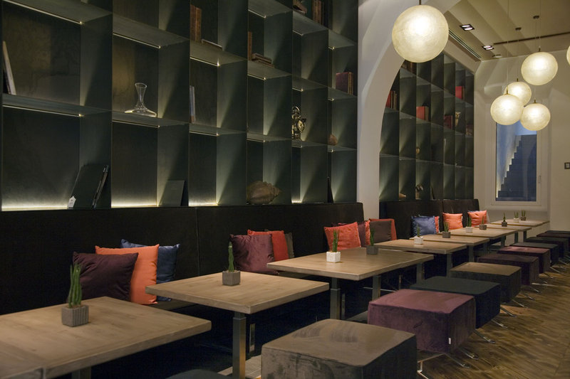 Rome Times Hotel - Dining area <br/>Image from Leonardo