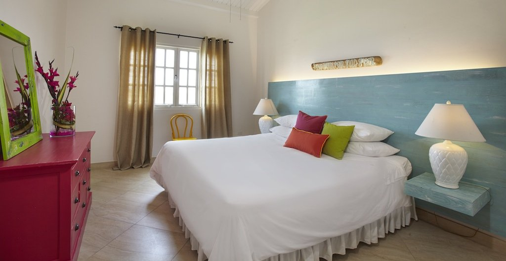 BOARDWALK BOUTIQUE HOTEL ARUBA-Bedroom<br/>Image from Leonardo