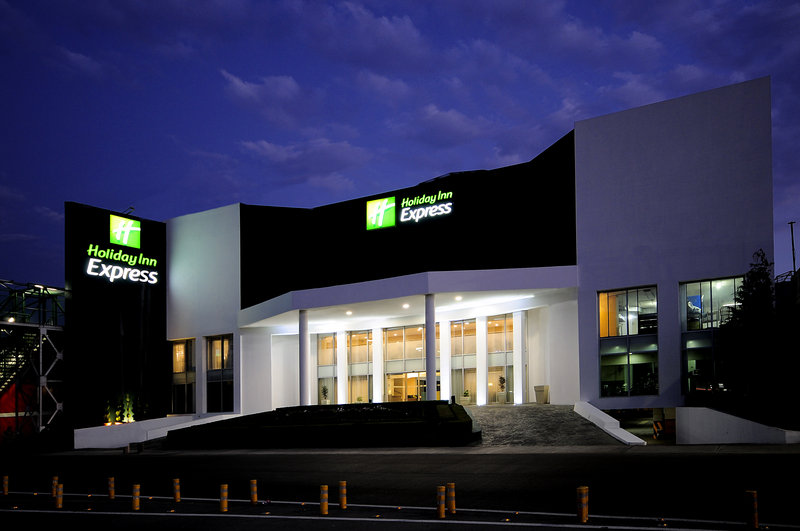 Holiday Inn Express Toluca-Hotel Exterior<br/>Image from Leonardo