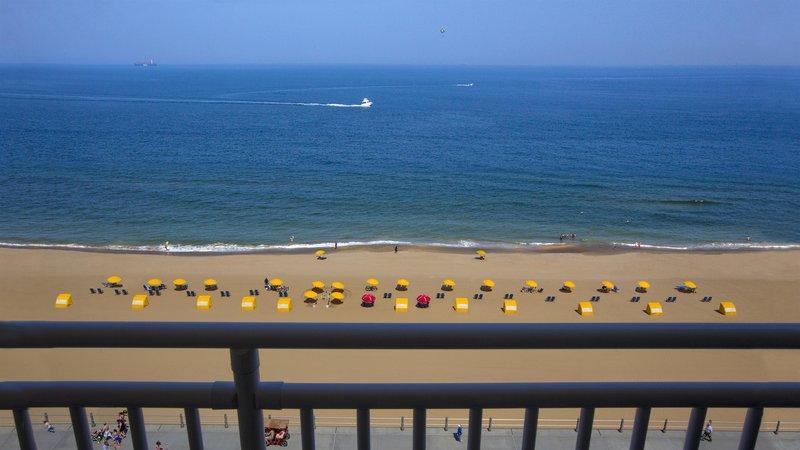 Hilton Garden Inn Virginia Beach Oceanfront-Balcony View<br/>Image from Leonardo