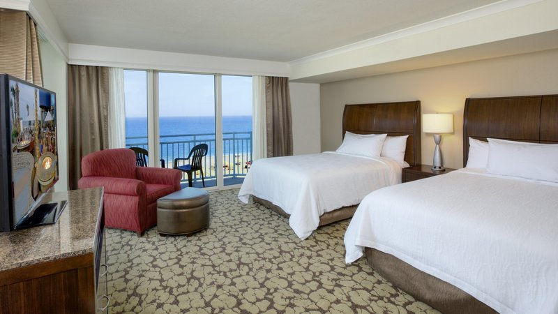 Hilton Garden Inn Virginia Beach Oceanfront-Queen Bed Suite<br/>Image from Leonardo