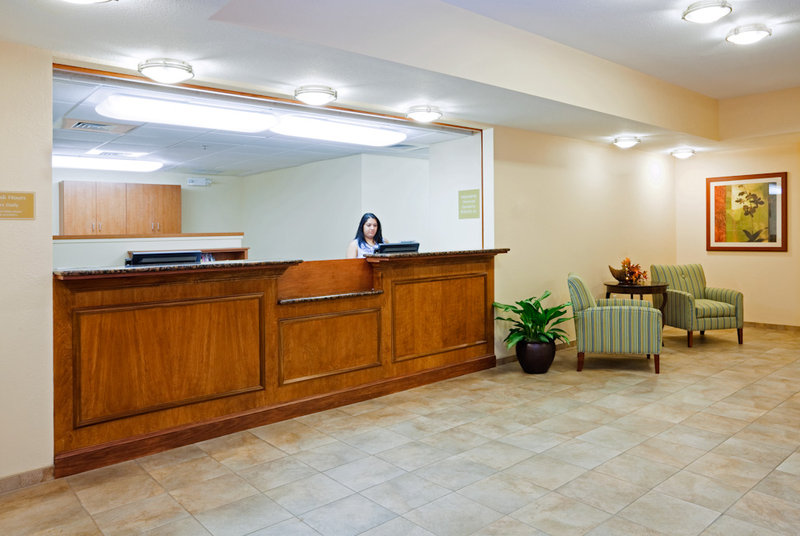 Candlewood Suites New Bern-Reception Area<br/>Image from Leonardo