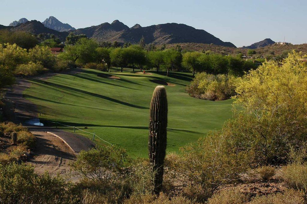 Pointe Hilton Tapatio Cliffs - Lookout Mountain Golf Course <br/>Image from Leonardo