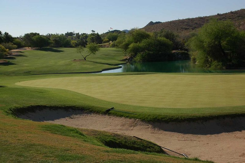 Pointe Hilton Tapatio Cliffs - Enjoy a challenging game of championship golf <br/>Image from Leonardo