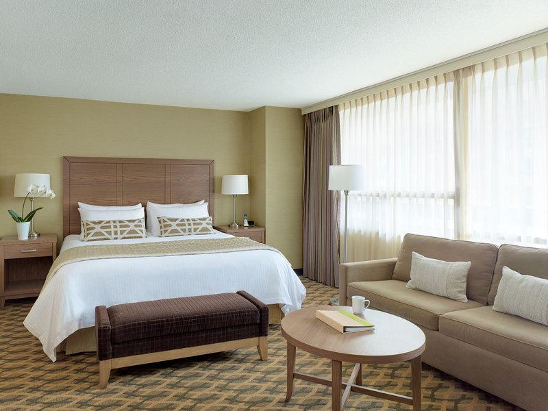 Chelsea Hotel Toronto-Kitchenette King Room<br/>Image from Leonardo