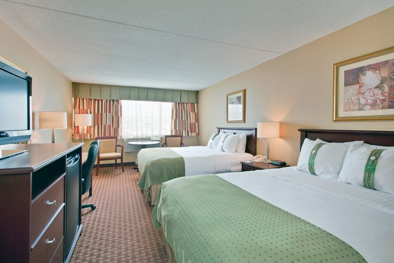 Holiday Inn St. John's Conference Centre-Queen Bed Guest Room<br/>Image from Leonardo