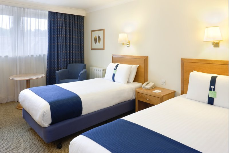 Holiday Inn Hemel Hempstead M1, Jct. 8-Spacious Twin Bedroom<br/>Image from Leonardo